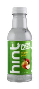 Hint Kick: HintKick ApplePear Front