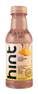 Hint Essence Water: Hint PineApple Front