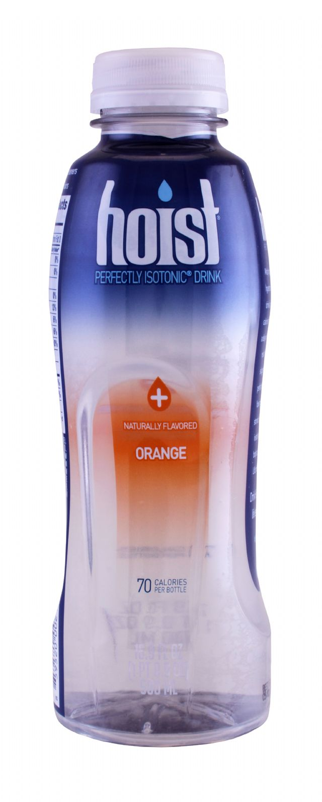 Hoist: Hoist Orange Front