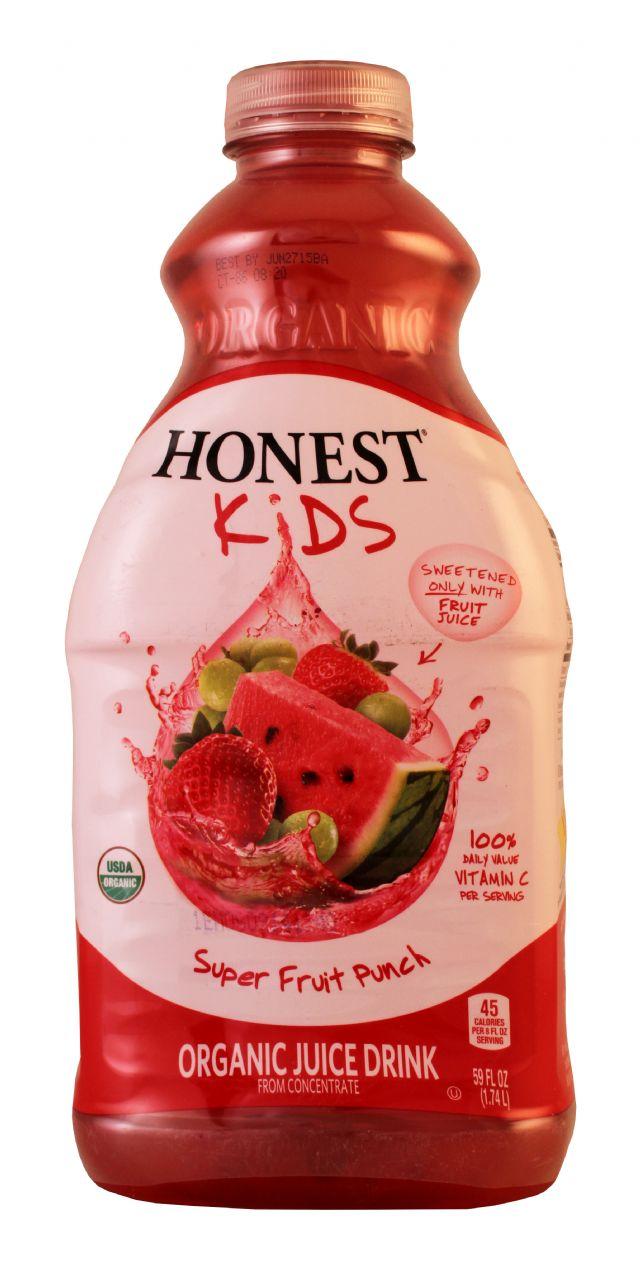 Honest Kids: Honest KidsWatermelon Front