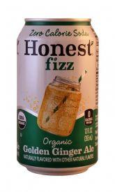 Organic Golden Ginger Ale