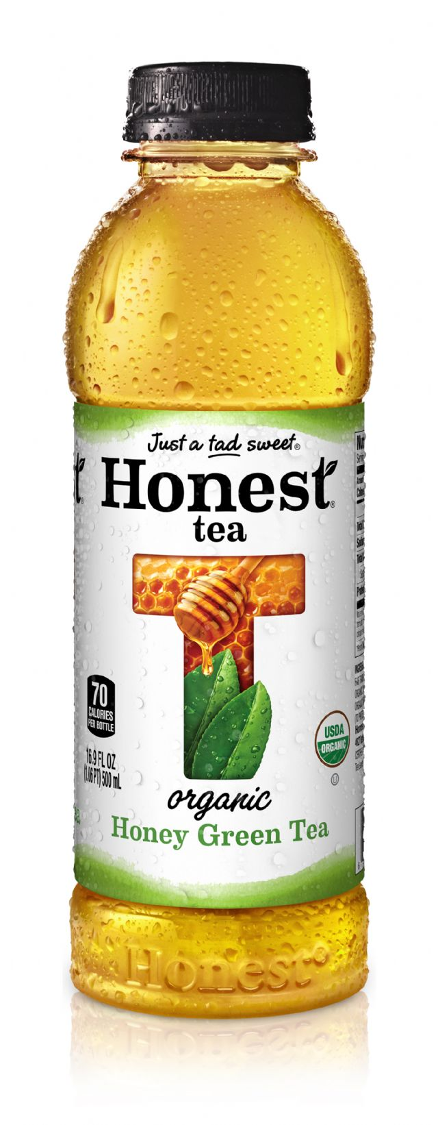Honest Tea (PET): Honest HoneyGreen