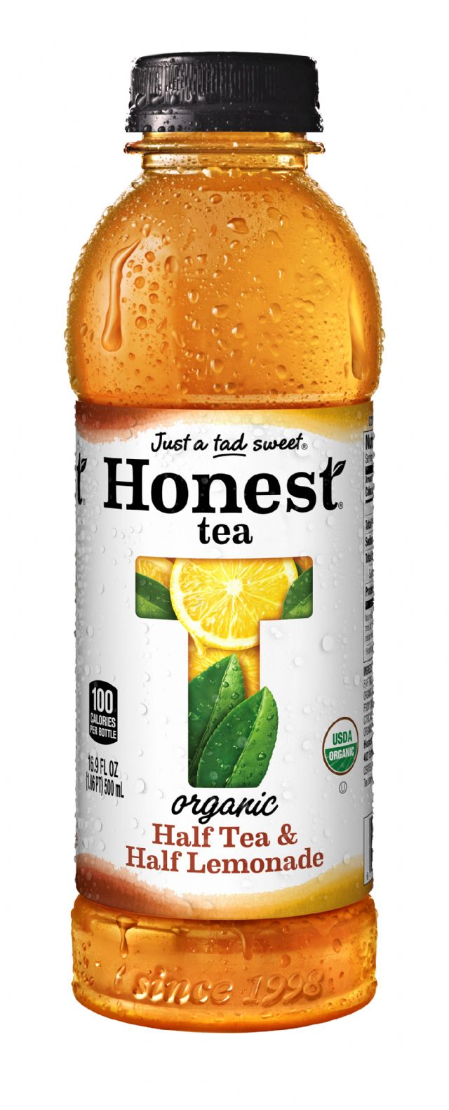 Honest Tea (PET): HonestPlastic HalfandHalf