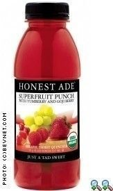 Superfruit Punch with Yumberry and Goji Berry (2009)