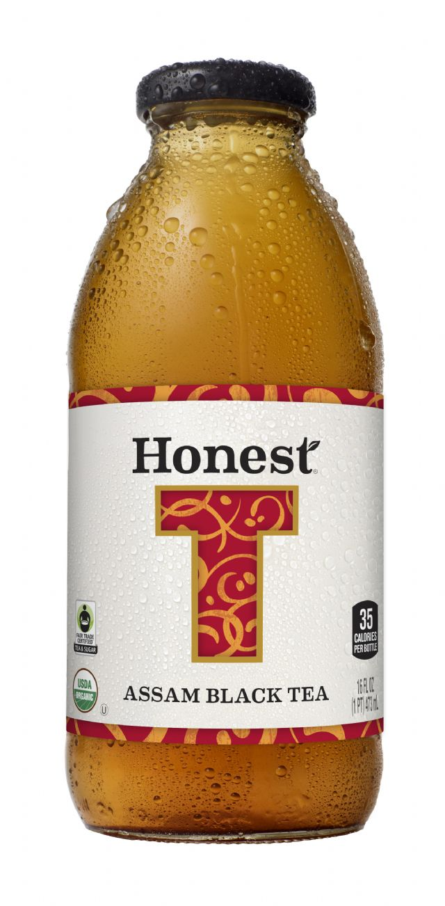 Honest Tea (Glass): HonestGlass AssamBlack