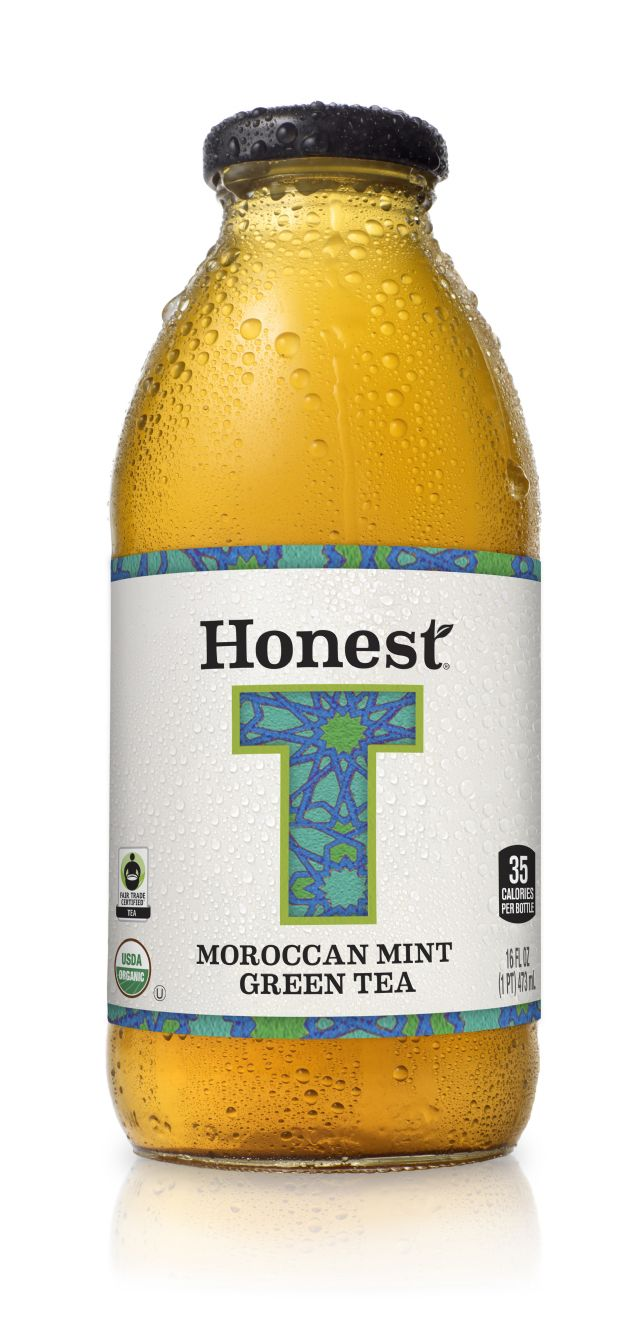 Honest Tea (Glass): Honest MorocanMint