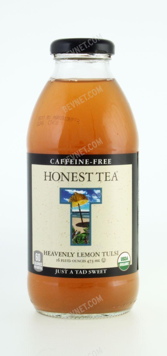 Honest Tea (Glass):
