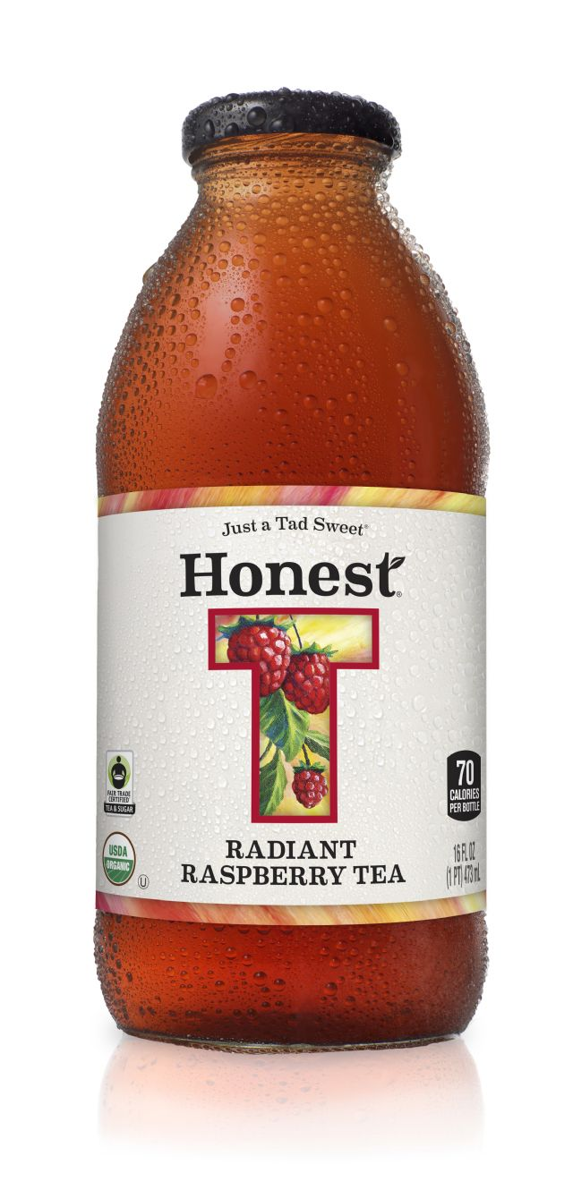 Honest Tea (Glass): Honest RadiantRasp
