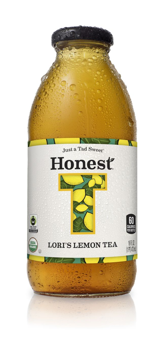 Honest Tea (Glass): Honest LorisLemon