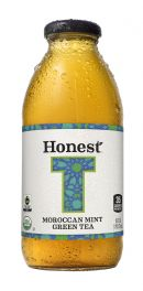 Honest Tea (Glass): HonestGlass MoroccanMint