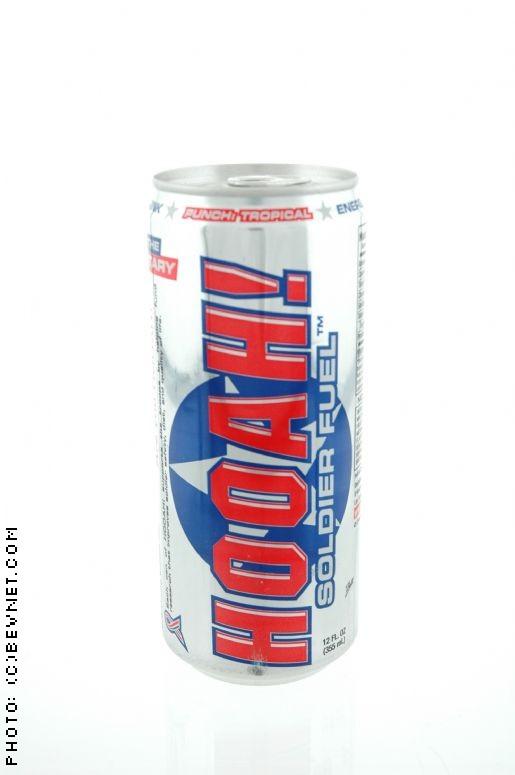 Hooah! Soldier Fuel: hooah_punchtropical.jpg