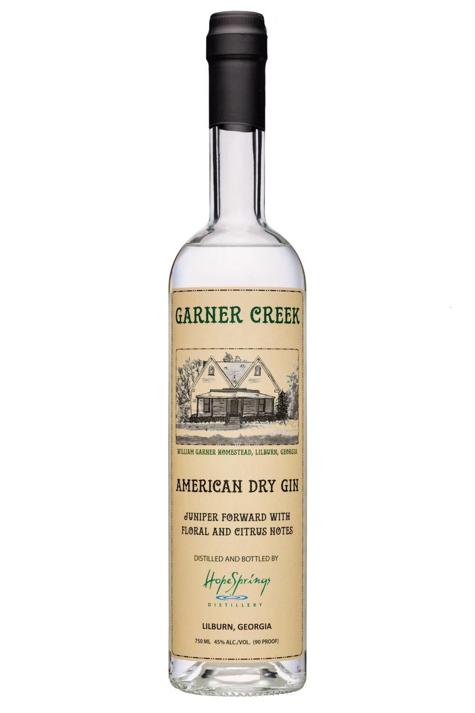 Garner Creek - American Dry Gin
