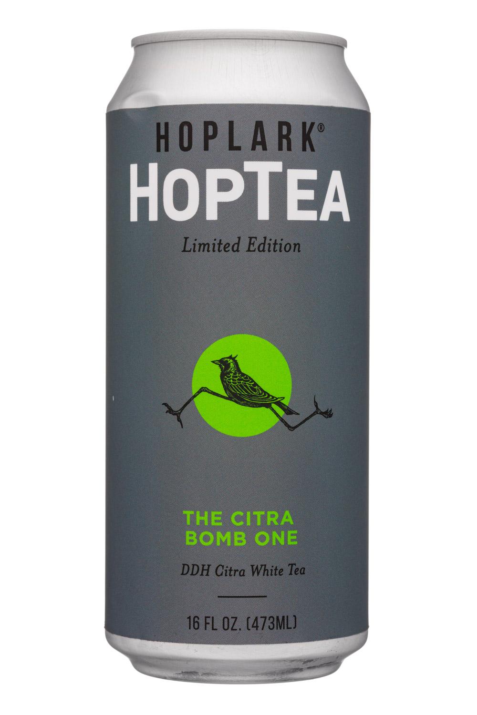 HopTea: Hoplark-16oz-2020-TheCitraBombOne-Front