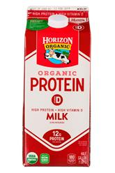 Organic Protein Milk