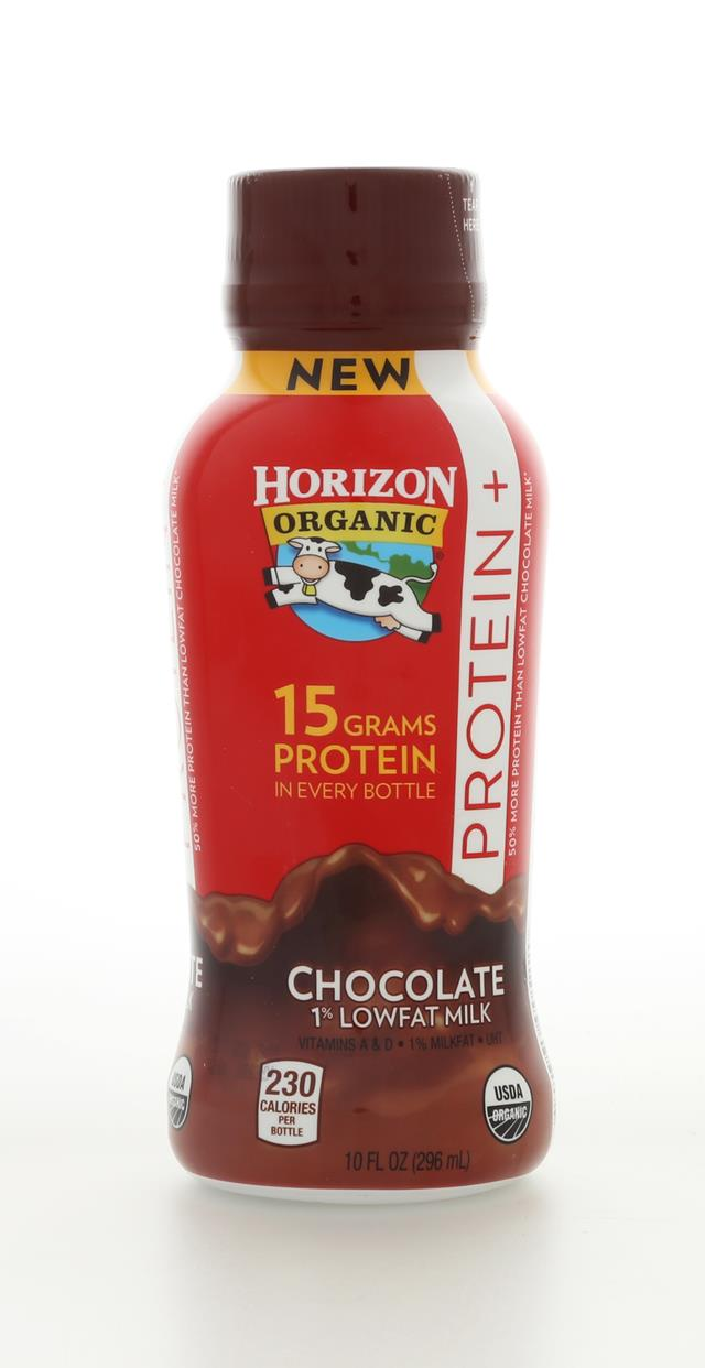 Horizon Organic : Horizion ChocoMilkProtein Front