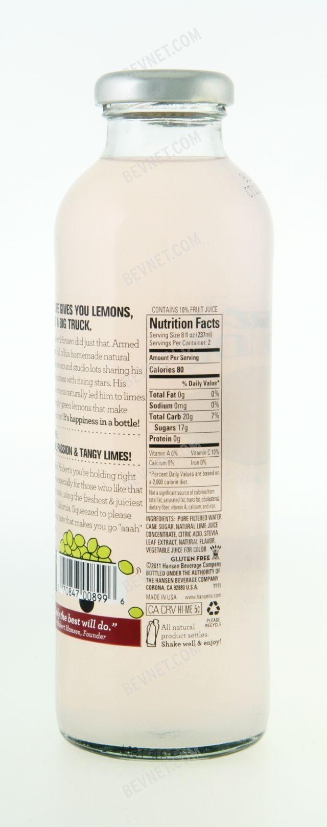 huberts diet lemonade reviews