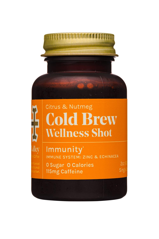 Citrus Nutmeg - Wellness Shot
