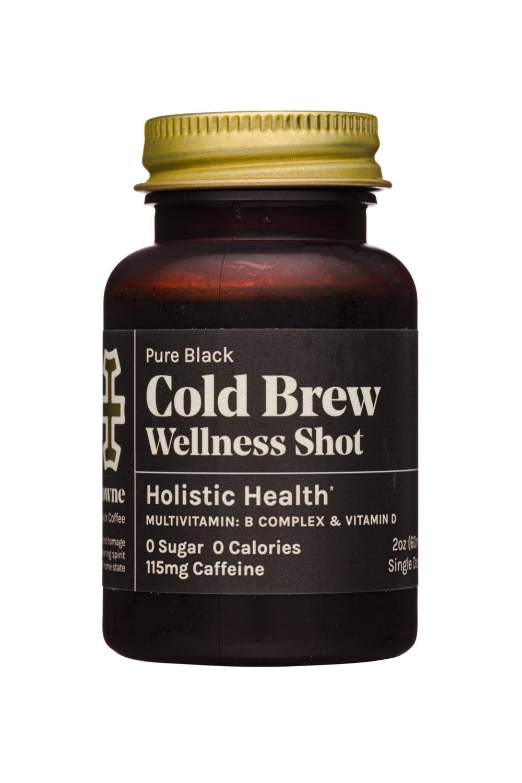Pure Black - Wellness Shot