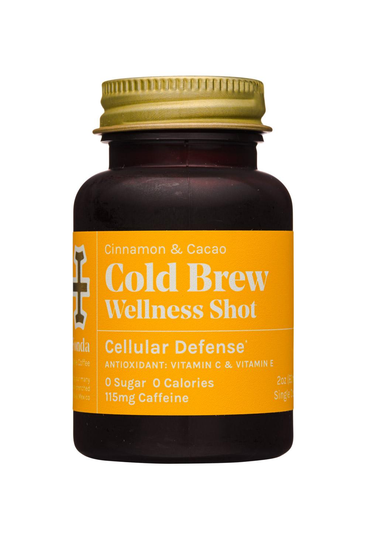 Cinnamon Cacao - Wellness Shot