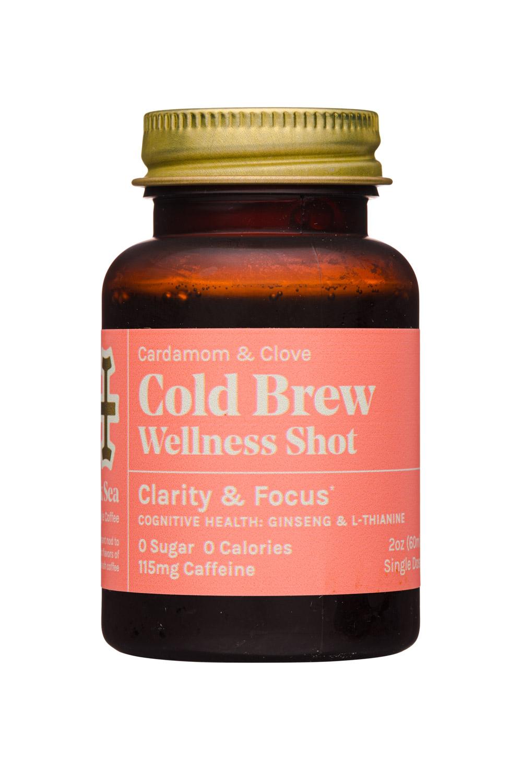 Cardamom Clove - Wellness Shot