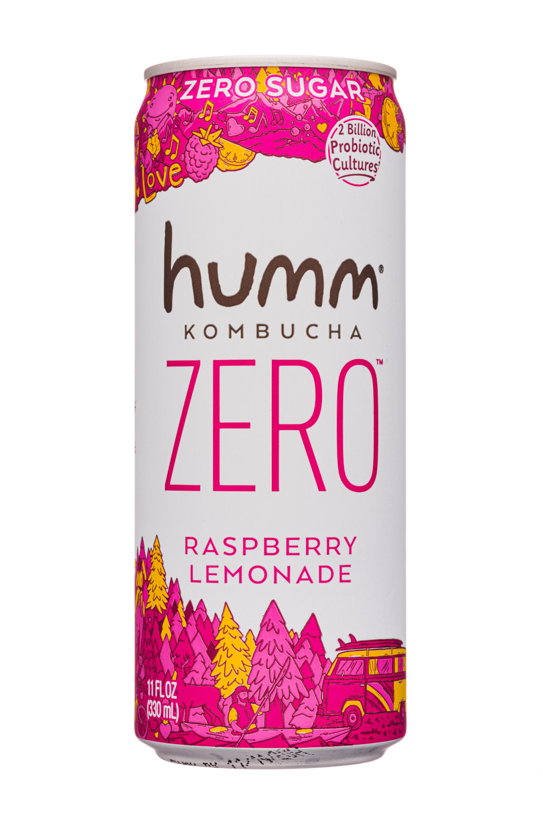 Humm Zero - Raspberry Lemonade