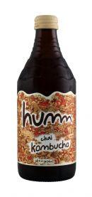 humm kombucha: Humm ChaiKom Front
