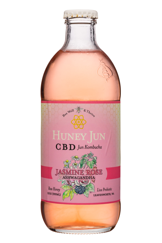 Jasmine Rose - Ashwagandha CBD 15mg
