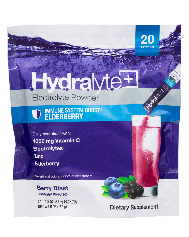 Immune System Boost - 20 Packet - Elderberry