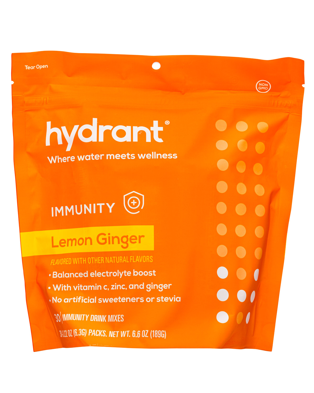 Lemon Ginger (30 units bag)