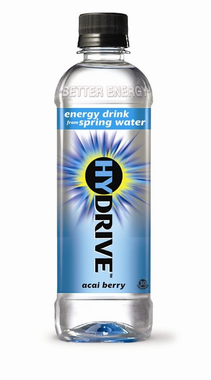 HYDRIVE Energy Drink: