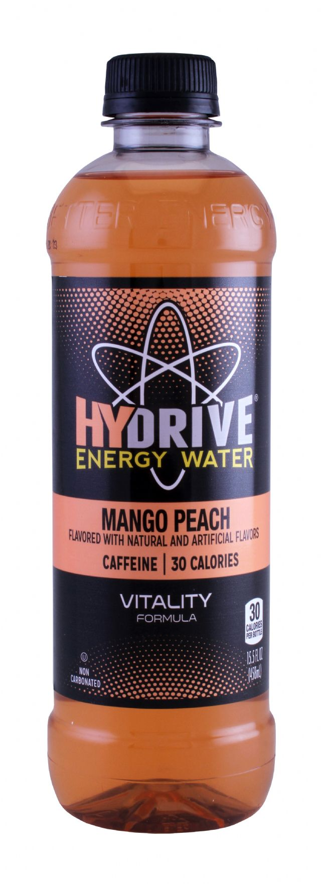 HYDRIVE Energy Drink: Hydrive MangoPeach Front