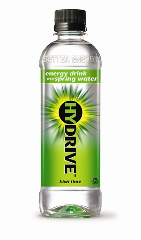 HYDRIVE Energy Drink: Casaba Lime