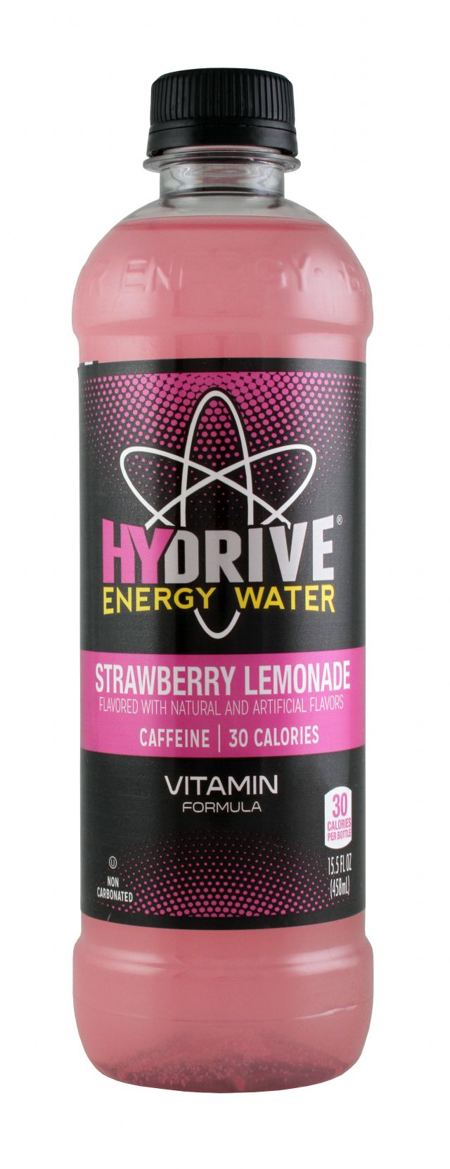 HYDRIVE Energy Drink: Hydrive StawLem Front