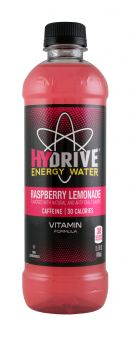 HYDRIVE Energy Drink: Hydrive RaspLem Front