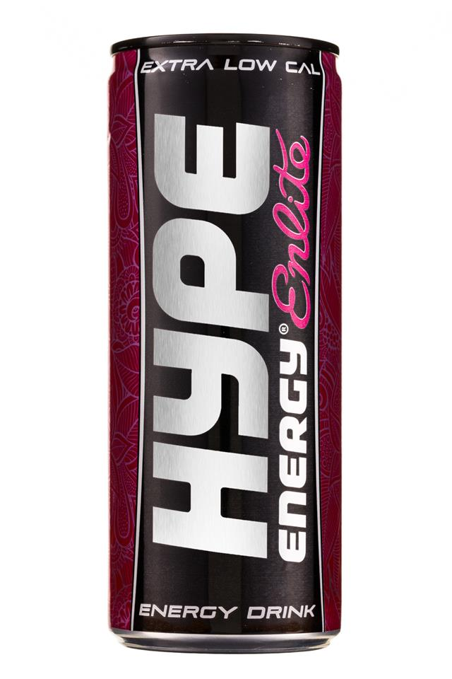 Hype Energy: HypeEnergy-MFP-Can-ExtraLowCal-Enlito-Front
