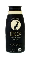 Ibex Drinkable Yogurt: IBEX Coconut Front