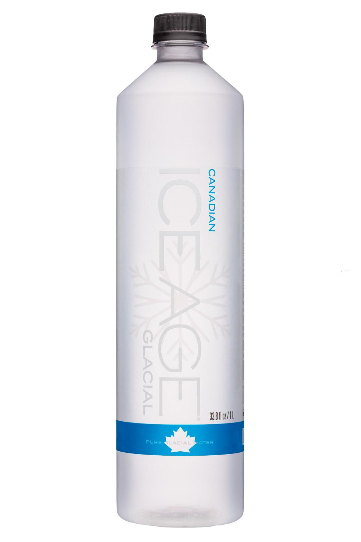 Pure Glacial Water 33.8oz