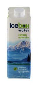 icebox water: IceBox Front