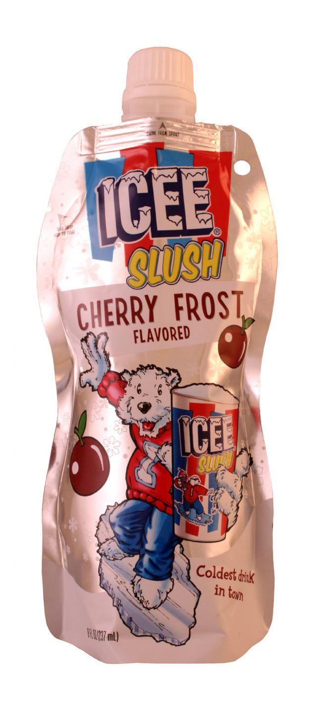 Icee Slush: Icee CherryFrost Front