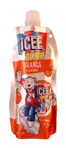 Icee Slush: Icee Orange Front