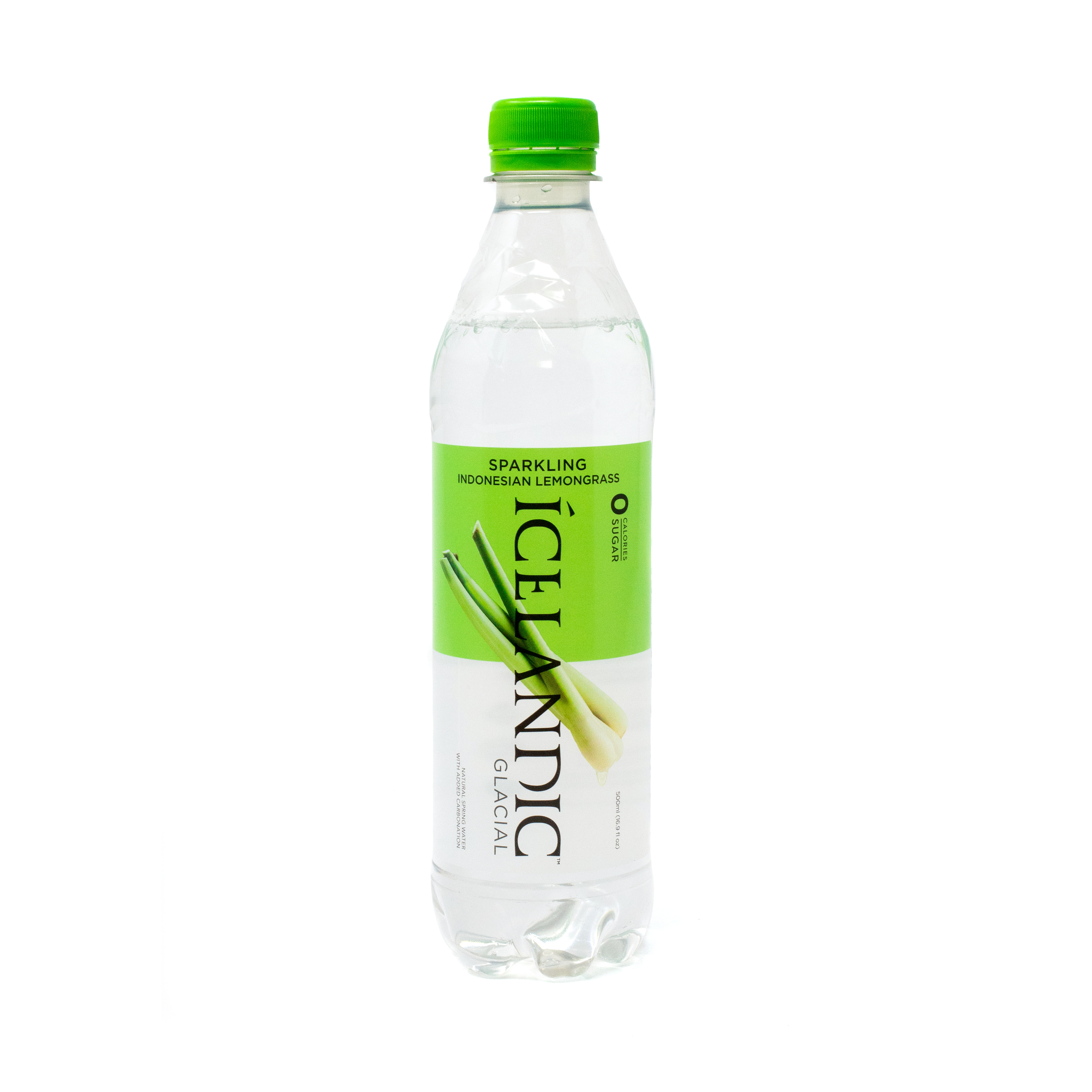 Icelandic Glacial Sparkling Water - Indonesian Lemongrass