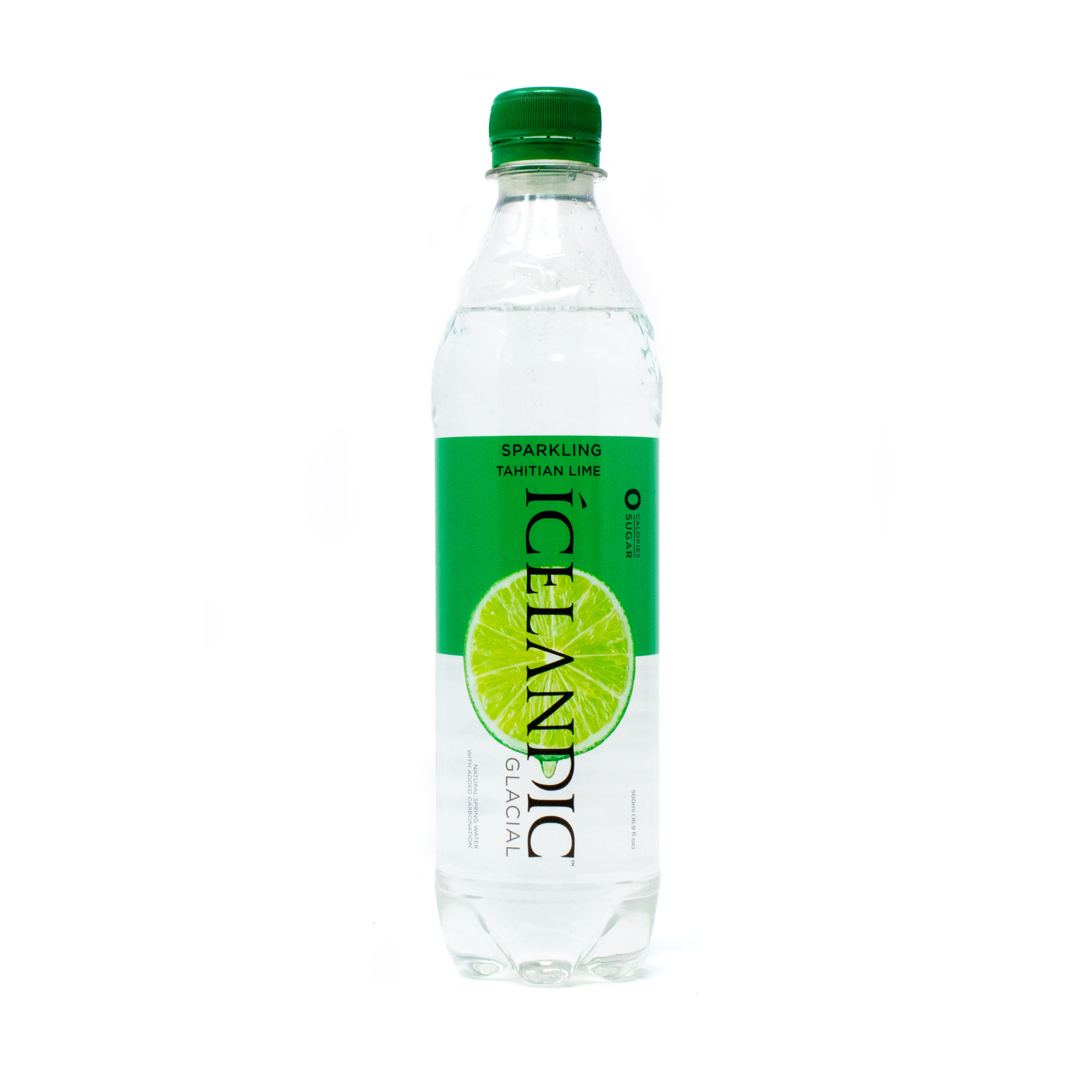 Icelandic Glacial Sparkling Water - Tahitian Lime