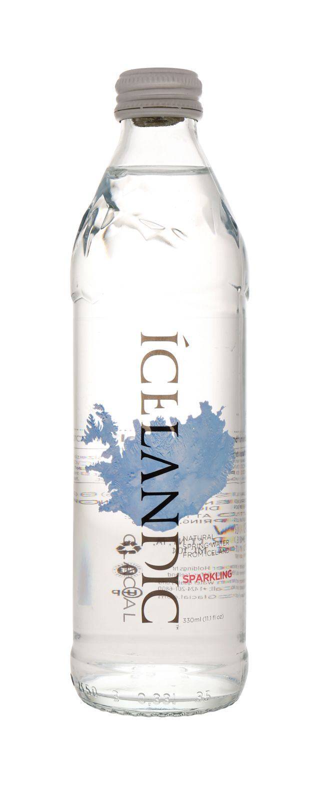Icelandic Glacial Water: Icelanding Spark330