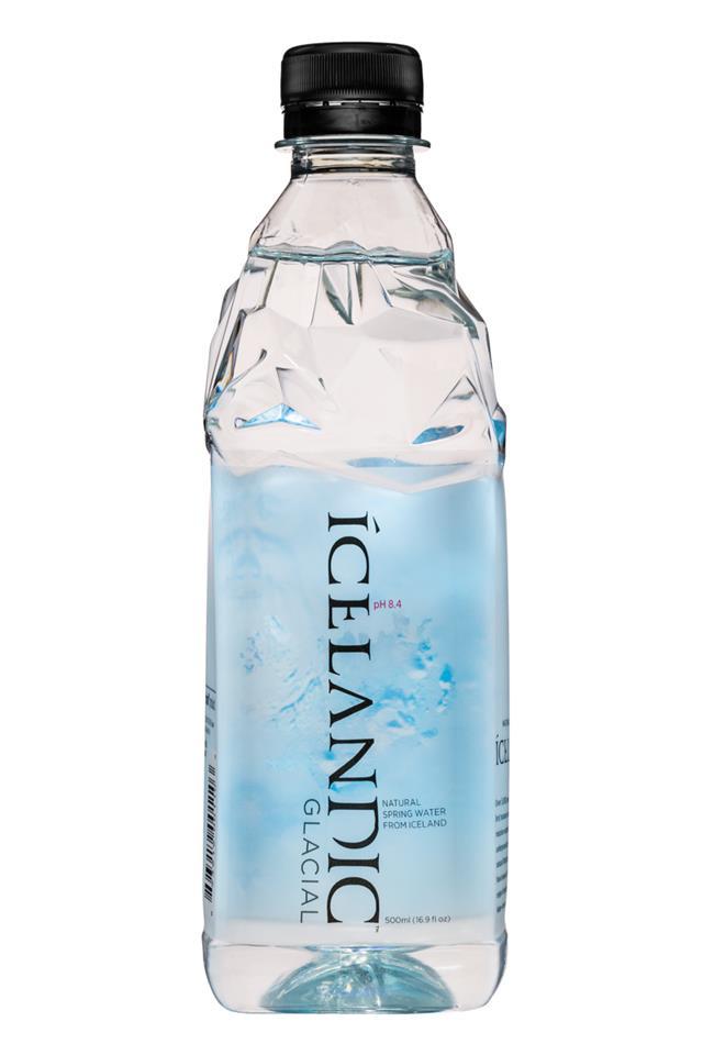 Icelandic Glacial Water: Icelandic-Glacial-PH8-17oz