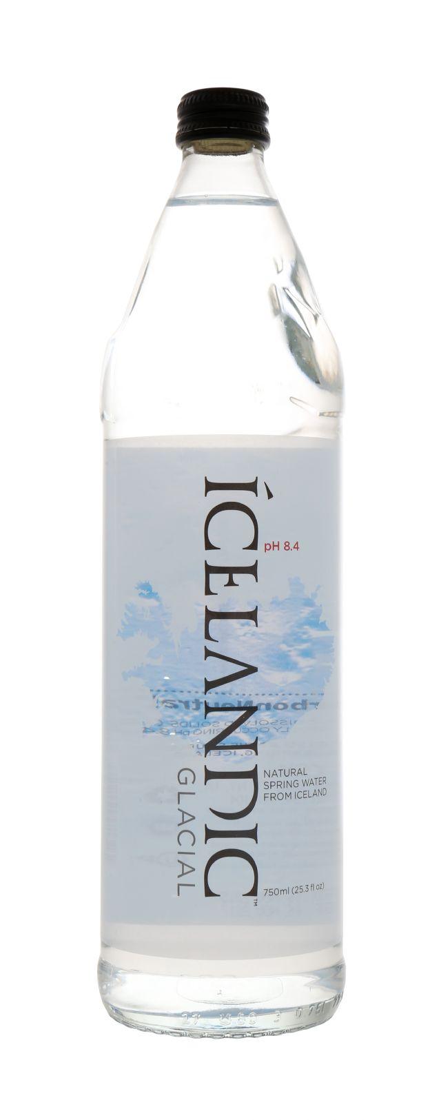 Icelandic Glacial Water: Icelandic 750