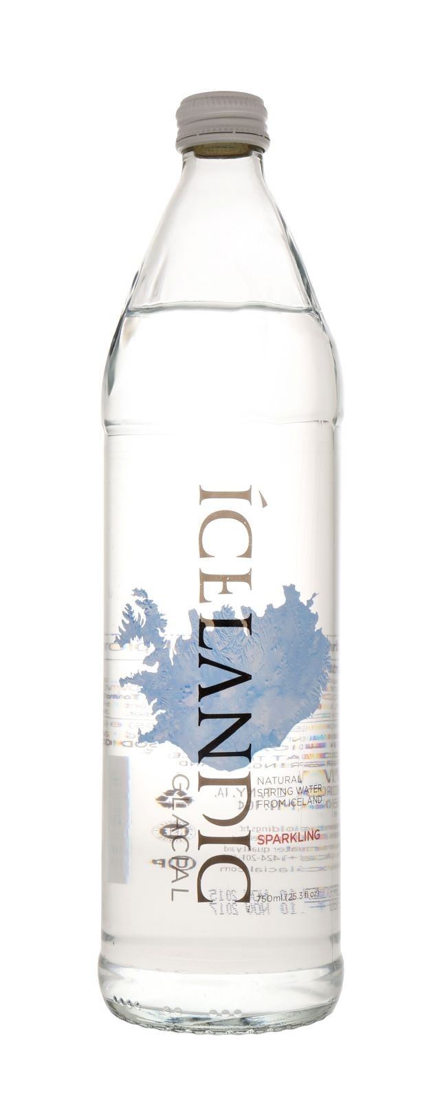 Icelandic Glacial Water: Icelandic Spark750
