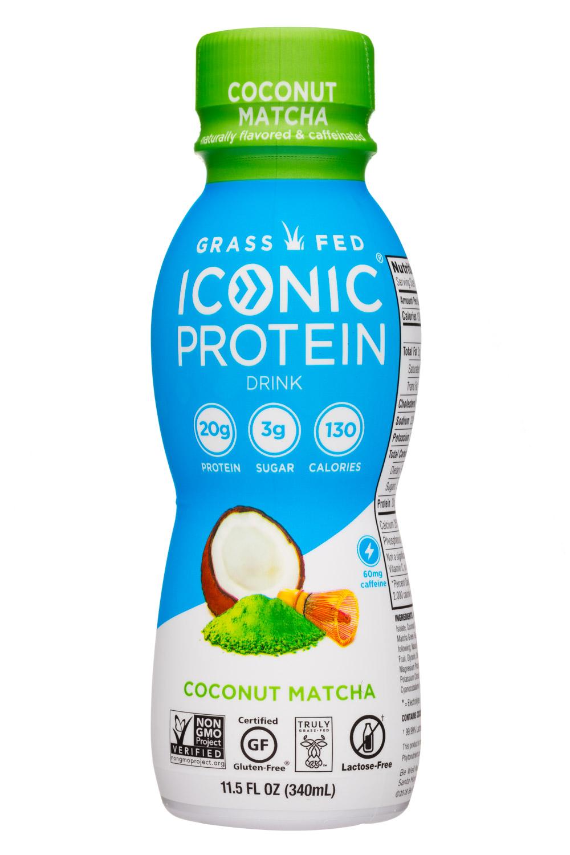 Coconut Matcha 2019
