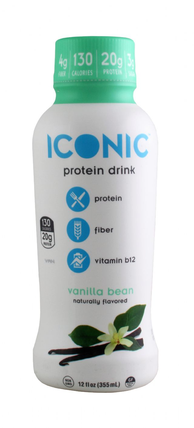 Iconic: Iconic Vanilla Front