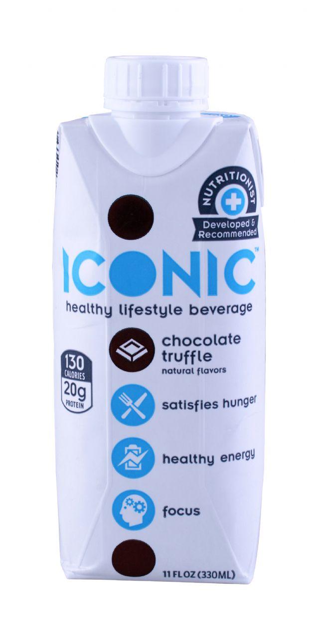 Iconic: Iconic ChocolateTruffle Front