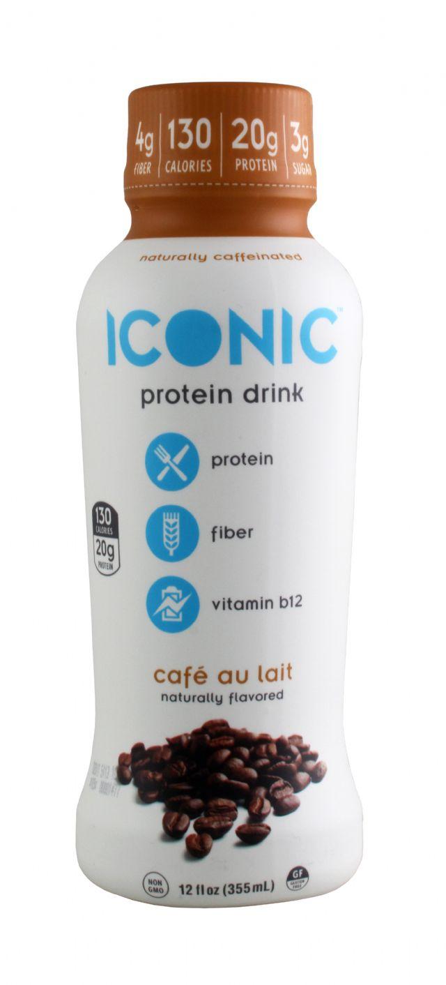 Iconic: Iconic CafeAuLait Front